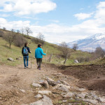 Hiking in Dilijan, Armenia