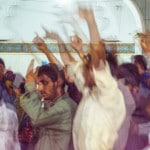 Religious raving with the Sufi party people