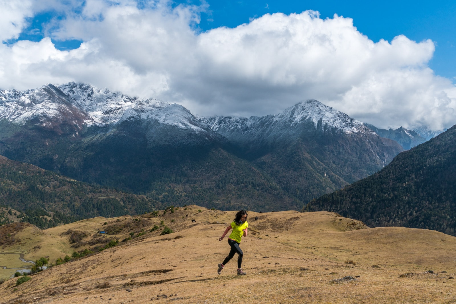 What is Lost With Purpose - Alex in the Himalayas at the Royal Highlander Festival
