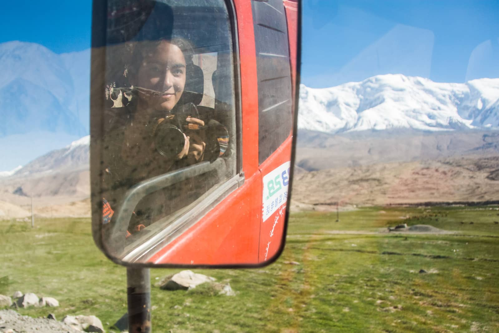 What is Lost With Purpose? - Hitchhiking in Xinjiang, China