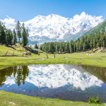 Naran to Chilas and Fairy Meadows in Pakistan