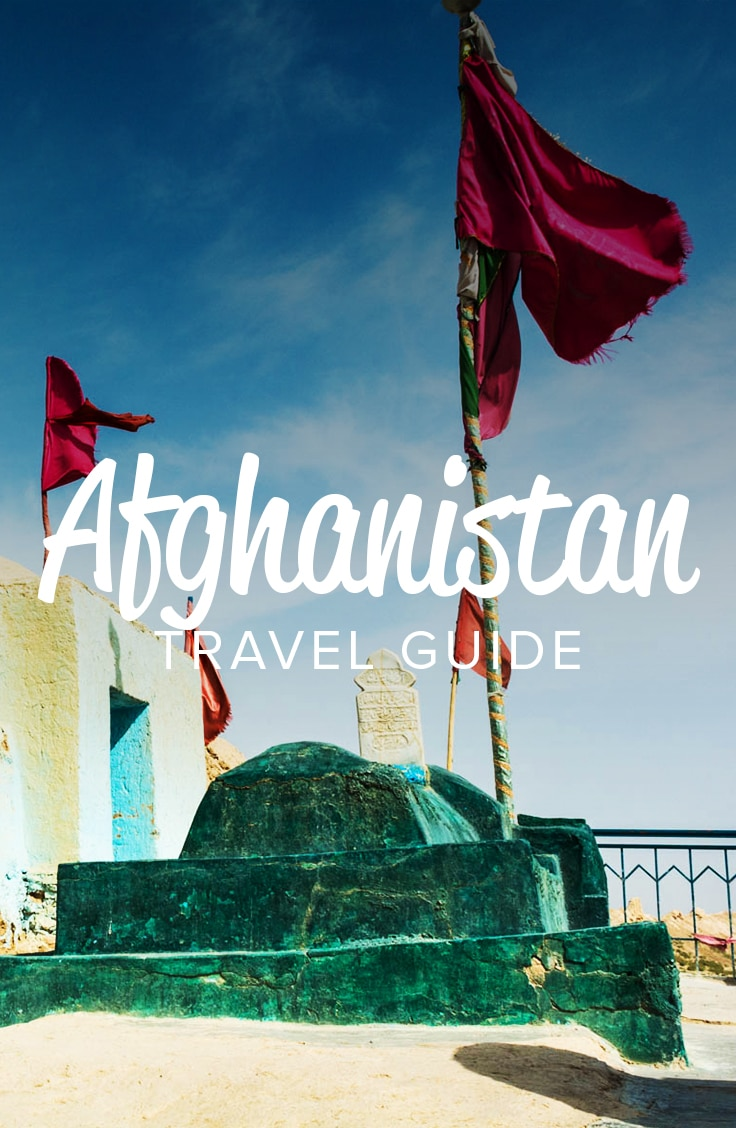 Crazy enough to travel to Afghanistan? Here's a concise, practical Afghanistan travel guide with everything you should know before taking the leap.