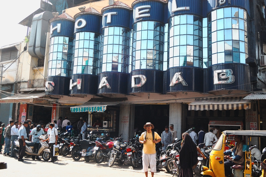 Where and what to eat in Hyderabad's Old City - Hotel Shadab - Lost With Purpose