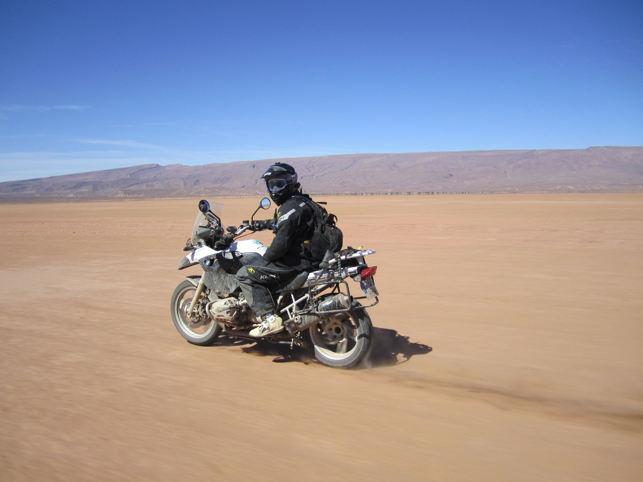 Most adventurous forms of transportation - Motorcycle
