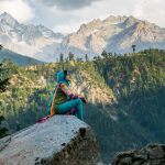 Is it safe for females to travel in Pakistan? - Alex in Kalam, Swat Valley, Khyber Pakhtunkhwa - Lost With Purpose travel blog