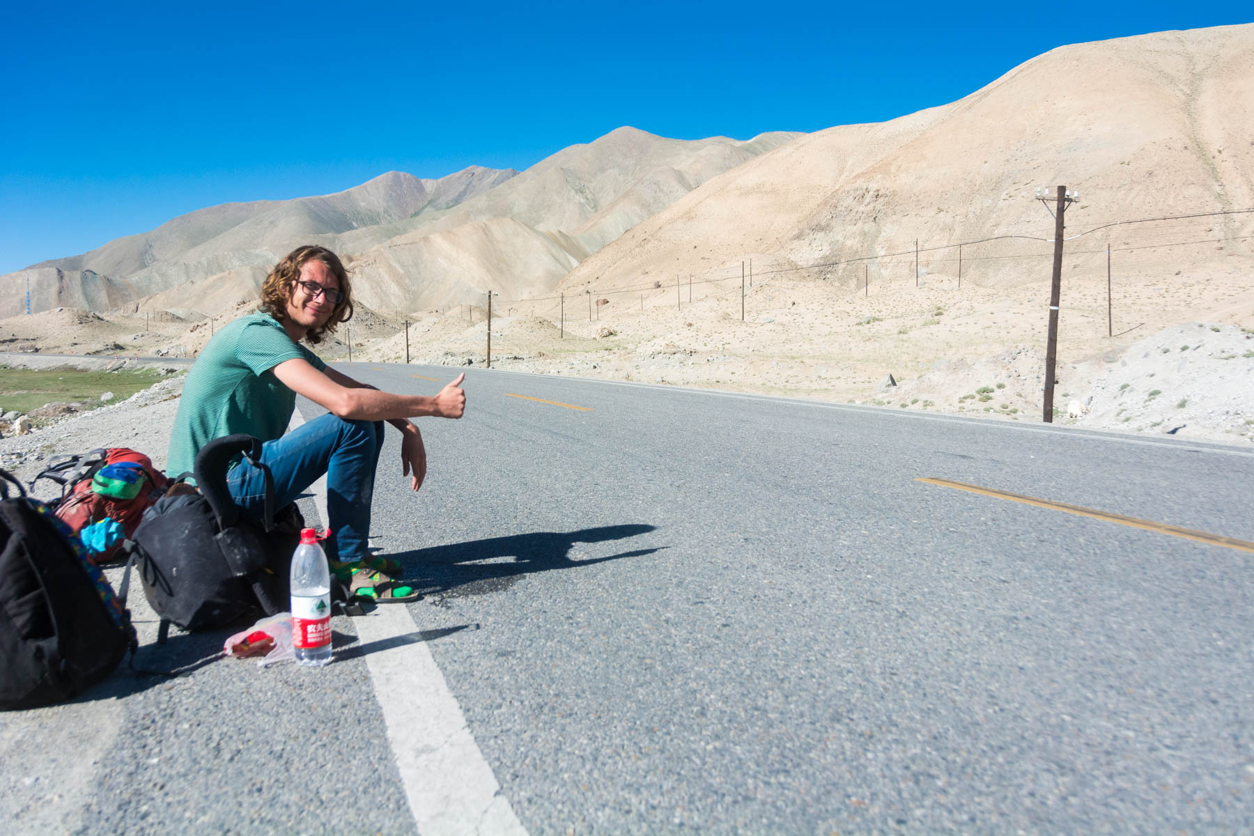 Most adventurous forms of transportation when traveling - Hitchhiking - Lost With Purpose