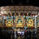 Off the beaten track places to visit in Karnataka, India - Namdroling Monastery in Bylakuppe, Karnataka, India - Lost With Purpose