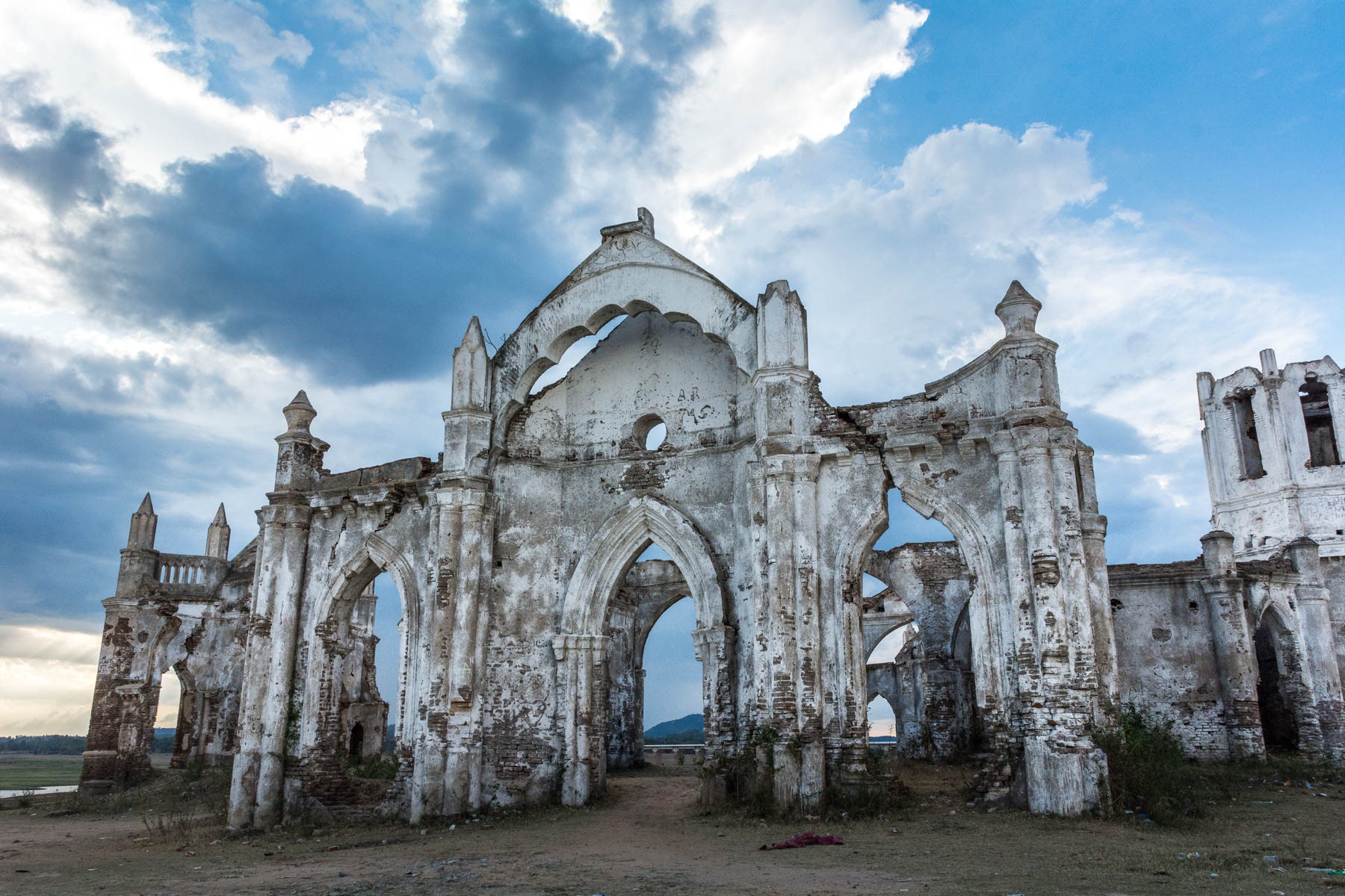 Off the beaten track places to visit in Karnataka, India - Shettihalli Rosary Church - Lost With Purpose