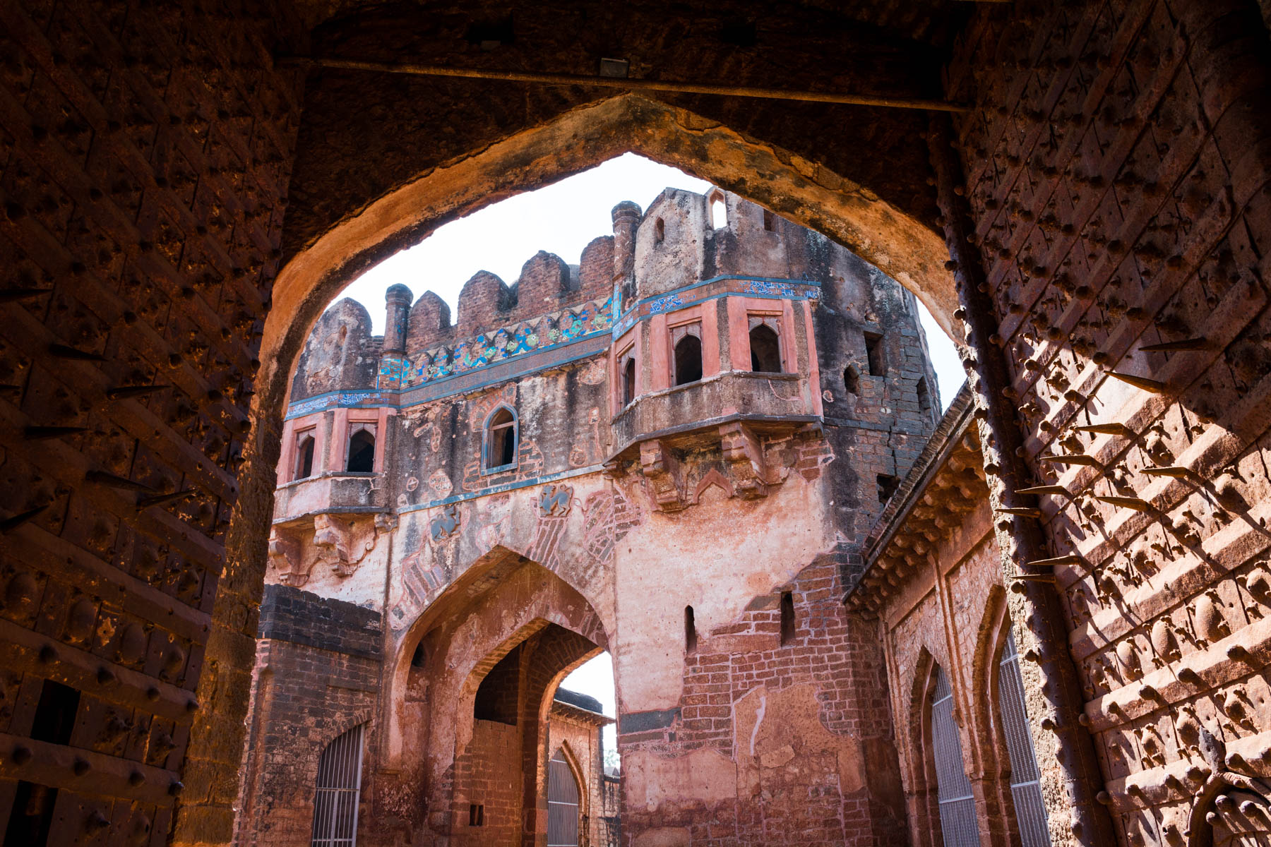 Off the beaten track places to visit in Karnataka, India - Bidar fort in Bidar, India - Lost With Purpose