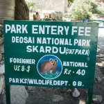 Why dual pricing in tourism is unfair - Expensive foreigner ticket at Deosai National Park in Pakistan - Lost With Purpose