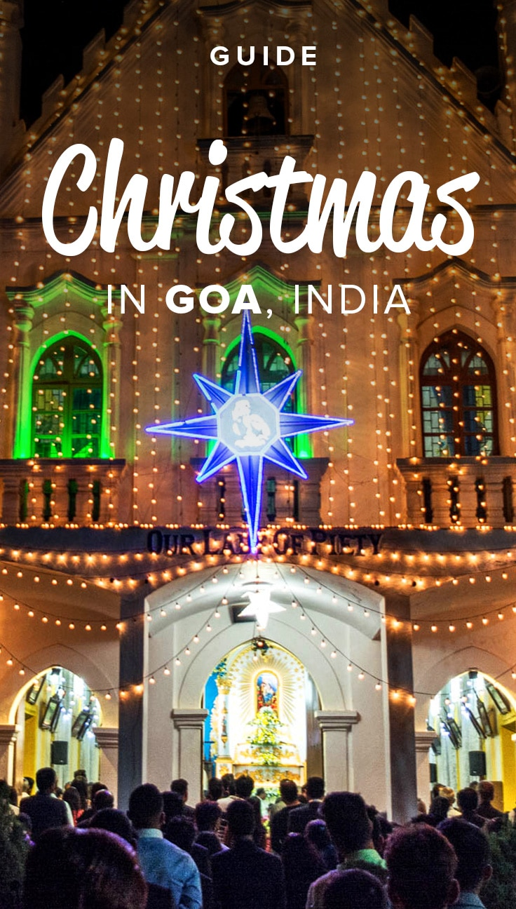 Considering travel to Goa for Christmas? Here's a guide to celebrating Christmas in Baga and Calangute in Goa, India. Includes tips on accommodation, restaurants, prices, and things to do in Goa.