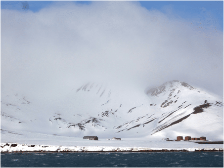 Hard-to-reach destinations you need to visit - Deception Island in Antarctica by Flickr user davidstanleytravel