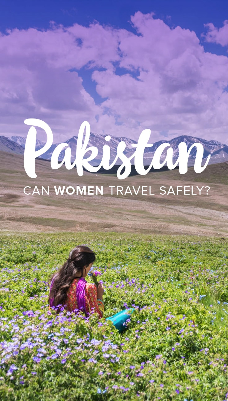 Is it safe for women to travel to Pakistan? It's a common question, but the answer is more nuanced than you'd expect. Click through to learn if it's safe for females to travel in Pakistan.