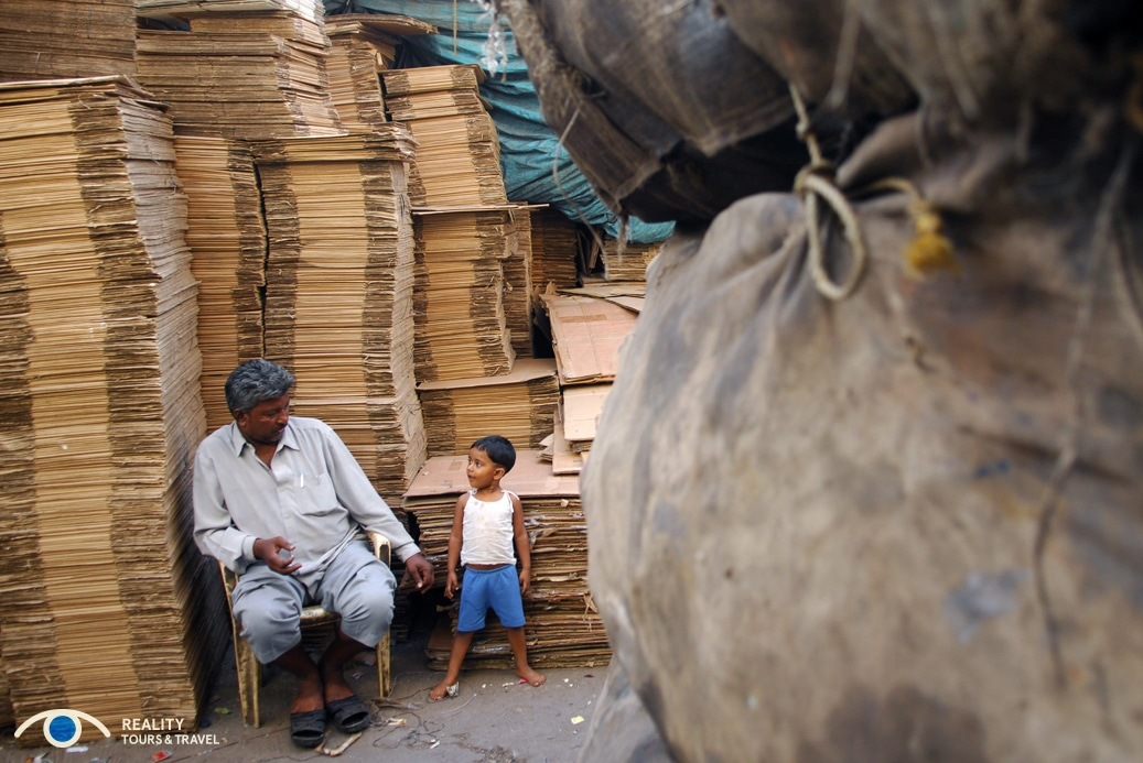 Is it weird to go on a slum tour in Mumbai, India? - Image by Reality Tours