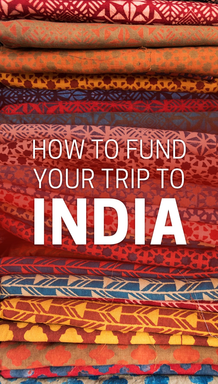 Want to travel to India, but not sure you can cover the costs? There's a new (and easy) way to make money while traveling—read on to find out what it is!