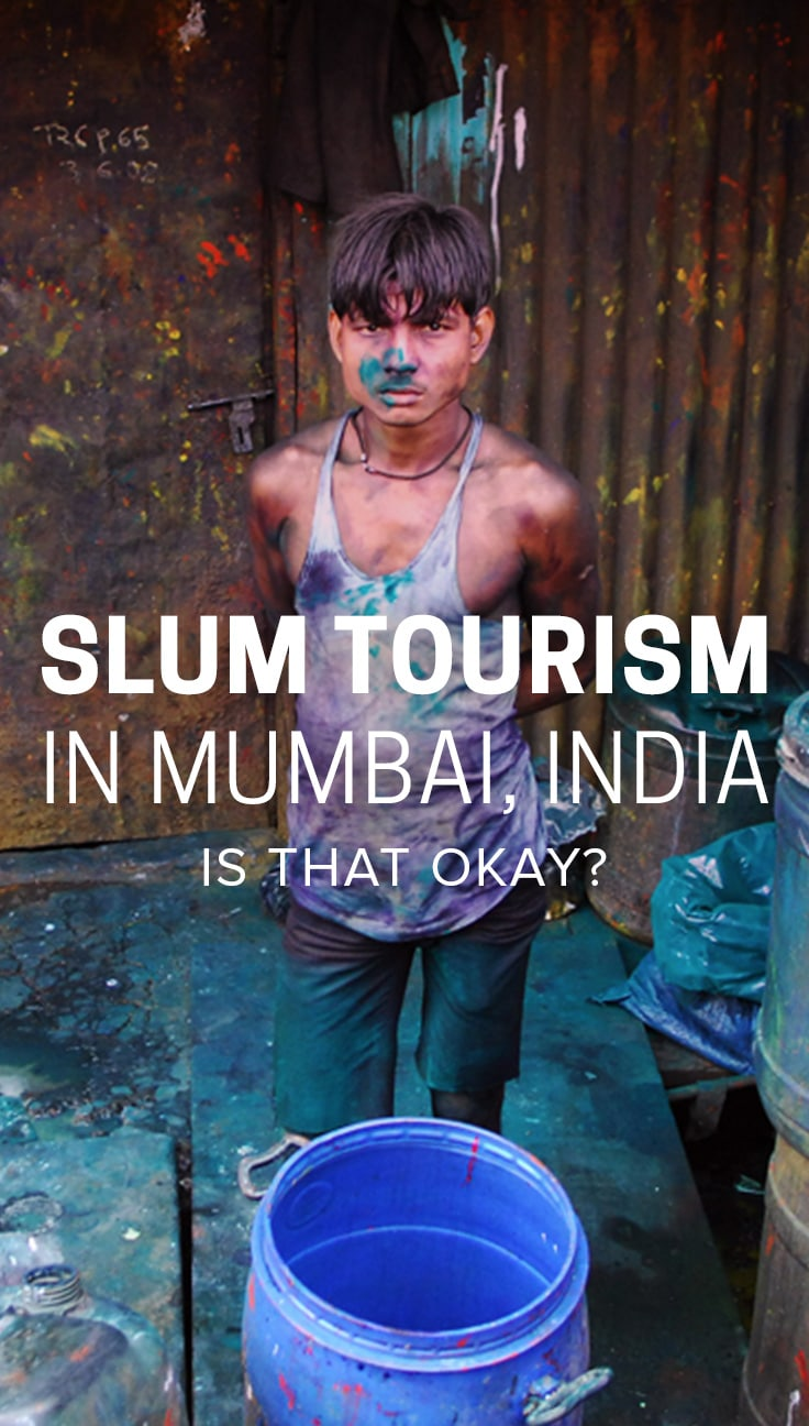 Slum tour. It sounds strange, wrong, perhaps even offensive. Yet there is an NGO offering slum tours in Mumbai, India's biggest slum. So then... is it weird to go on a slum tour in Mumbai? Click through for our thoughts on the experience.