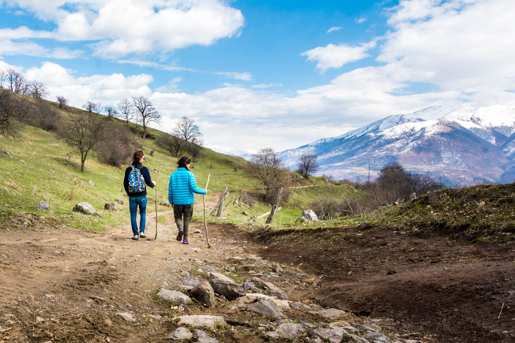 How much does one year of travel in Asia cost? - Getting lost while hiking in Dilijan, Armenia - Lost With Purpose