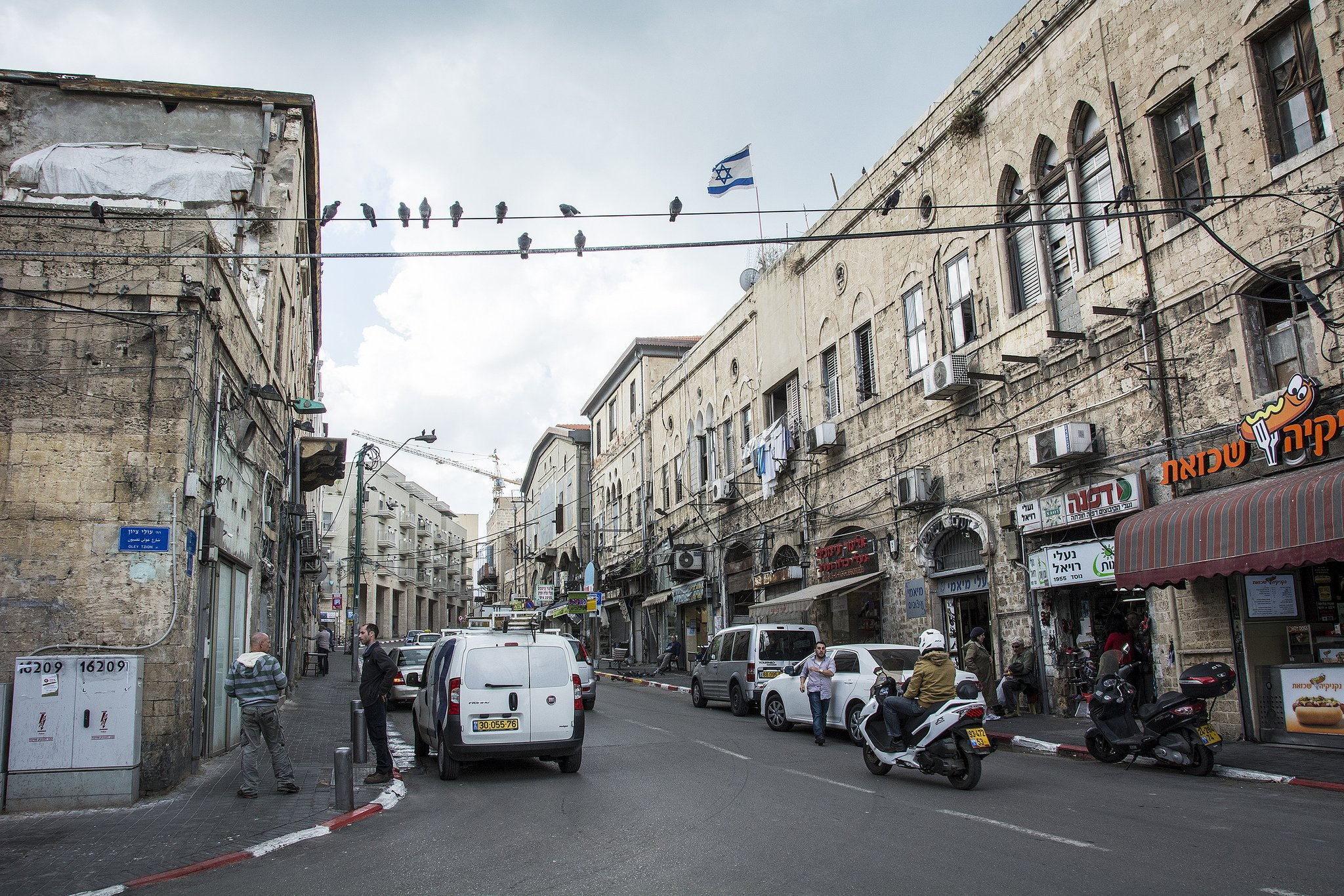 What is baksheesh and when should I pay it? - Streets of Tel Aviv, Israel - Lost With Purpose
