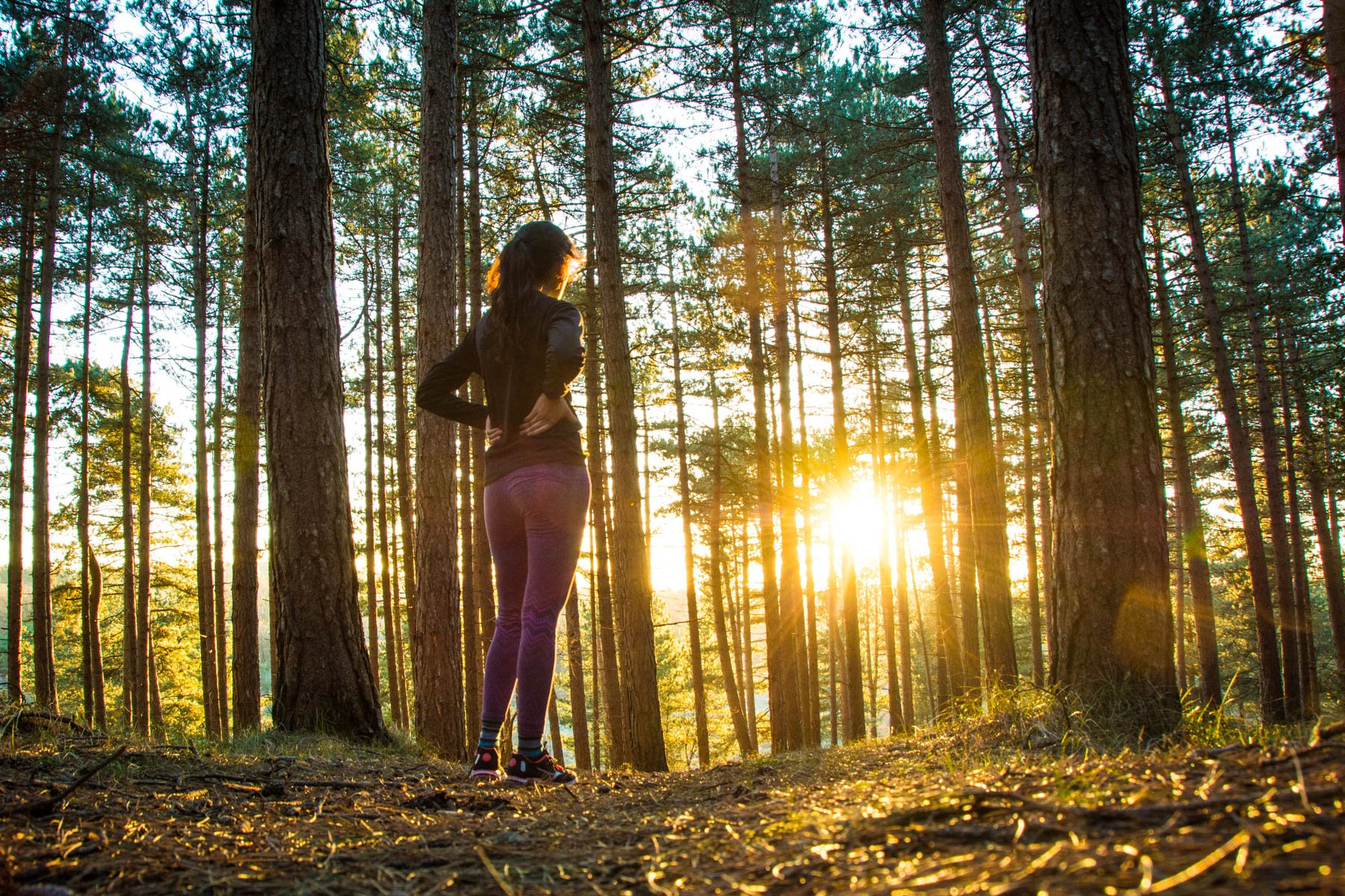 lostwithpurpose.com - 5 ways to exercise during long-term travel, no matter where you are