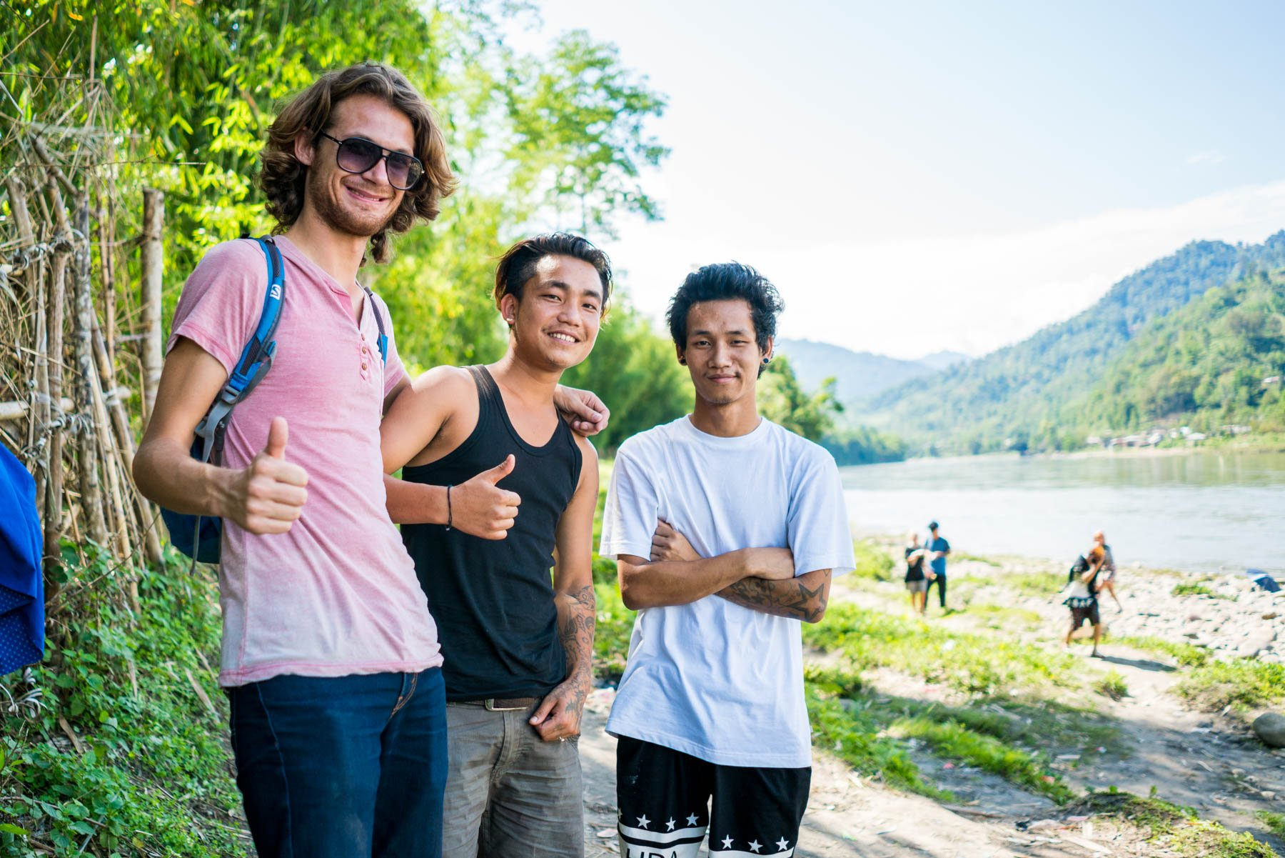 Travel guide to backpacking on a budget in Arunachal Pradesh, India - A foreign backpacker in Arunachal Pradesh - Lost With Purpose