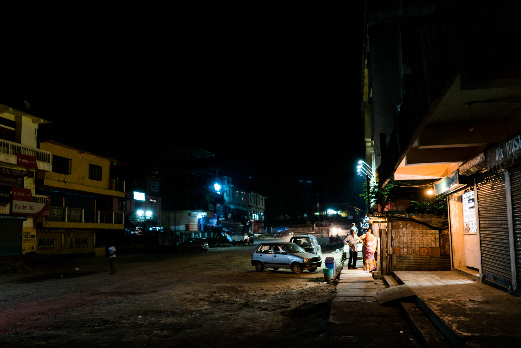 Backpacking in Arunachal Pradesh travel guide - Early closing time in Along - Lost With Purpose