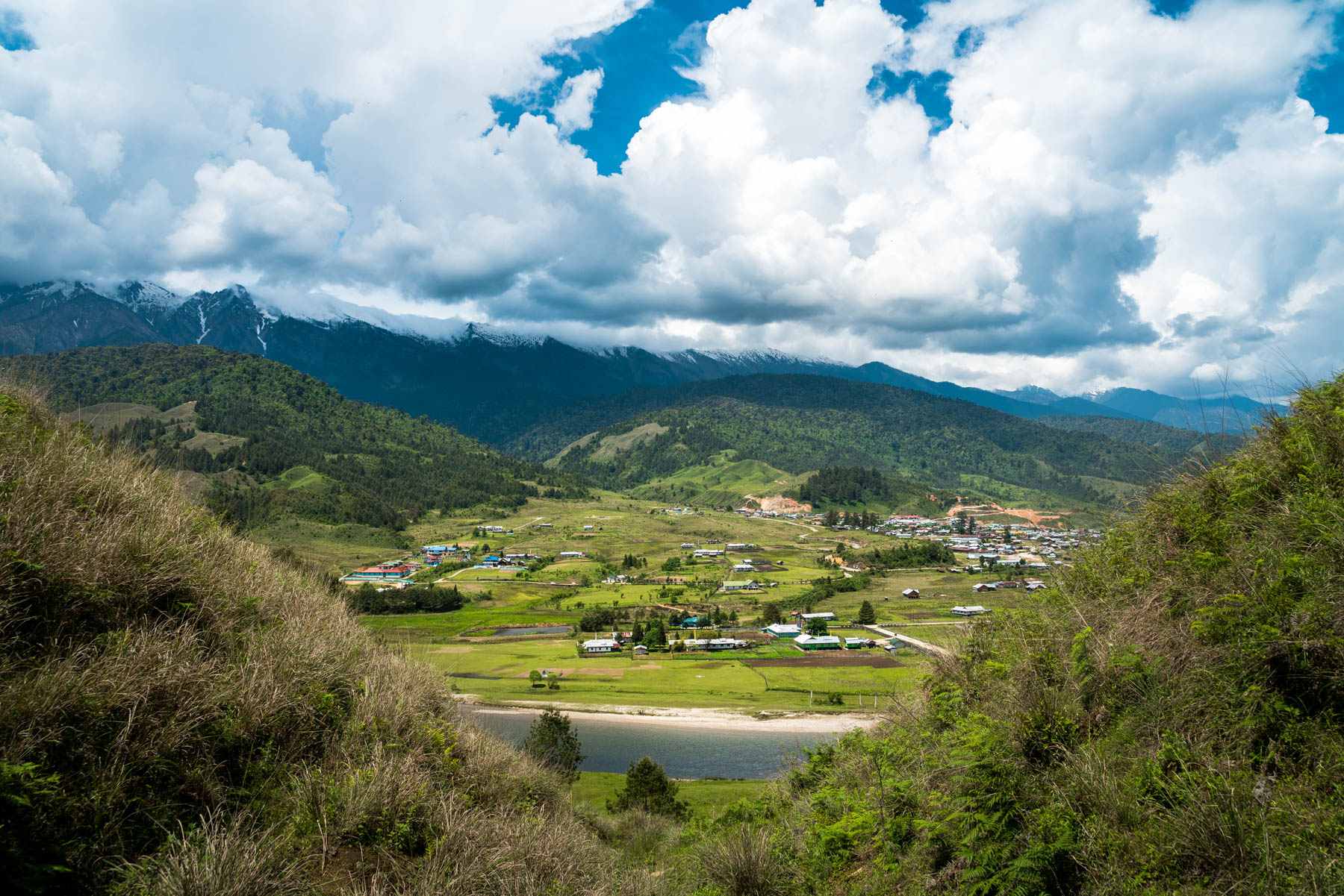 Travel guide to backpacking in Arunachal Pradesh - Mechuka through the hills - Lost With Purpose