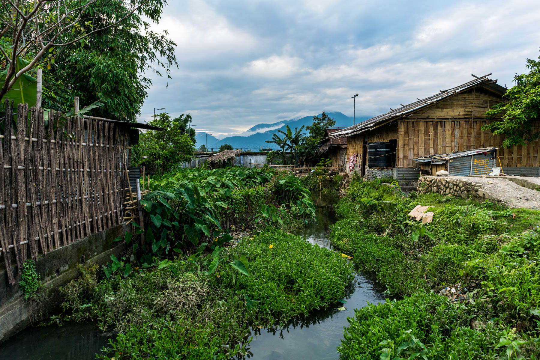 Backpacking in Arunachal Pradesh, India - Side streets of Pasighat - Lost With Purpose