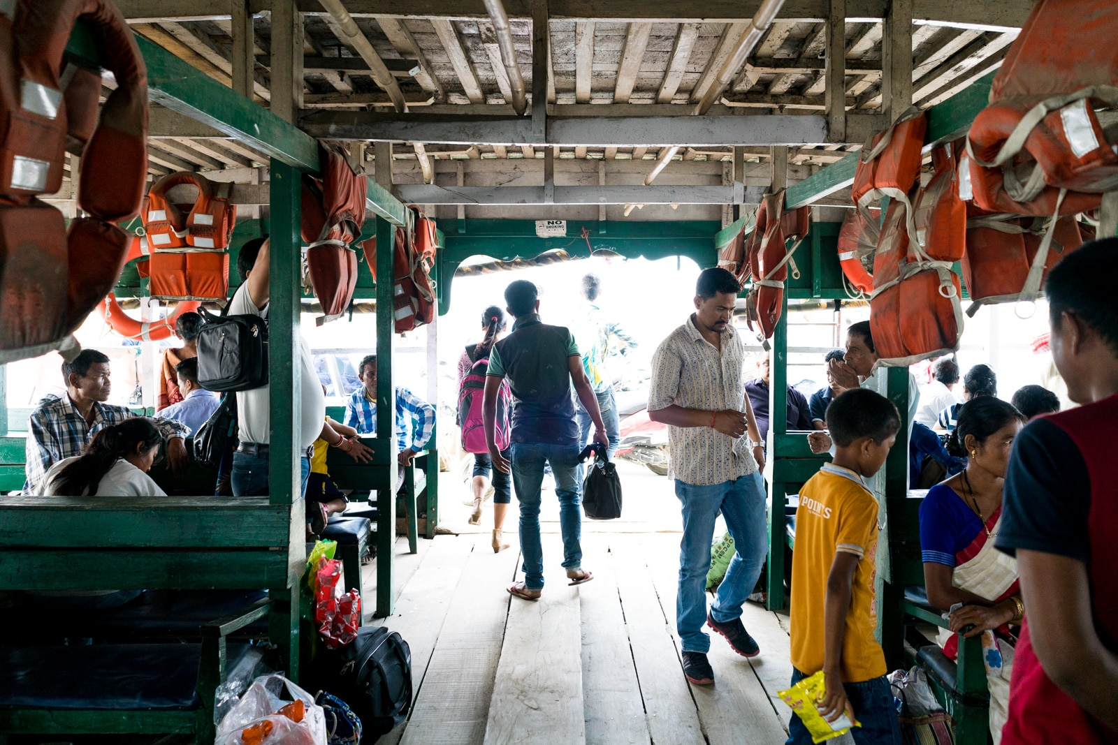 How To Get From Sivsagar To Jorhat To Majuli Island In