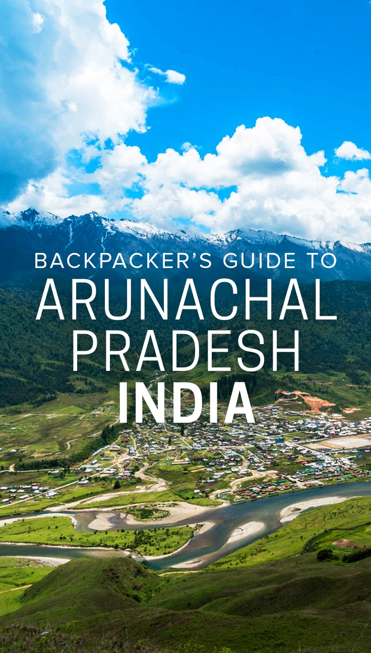 Arunachal Pradesh is India's least touristed state. If you want to get off the beaten track and explore some of the most stunning nature India has to offer, Arunachal is the place! This travel guide includes top sights, transportation tips, hotel recommendations, and more for any backpackers or travelers interested in visiting Arunachal Pradesh, India.