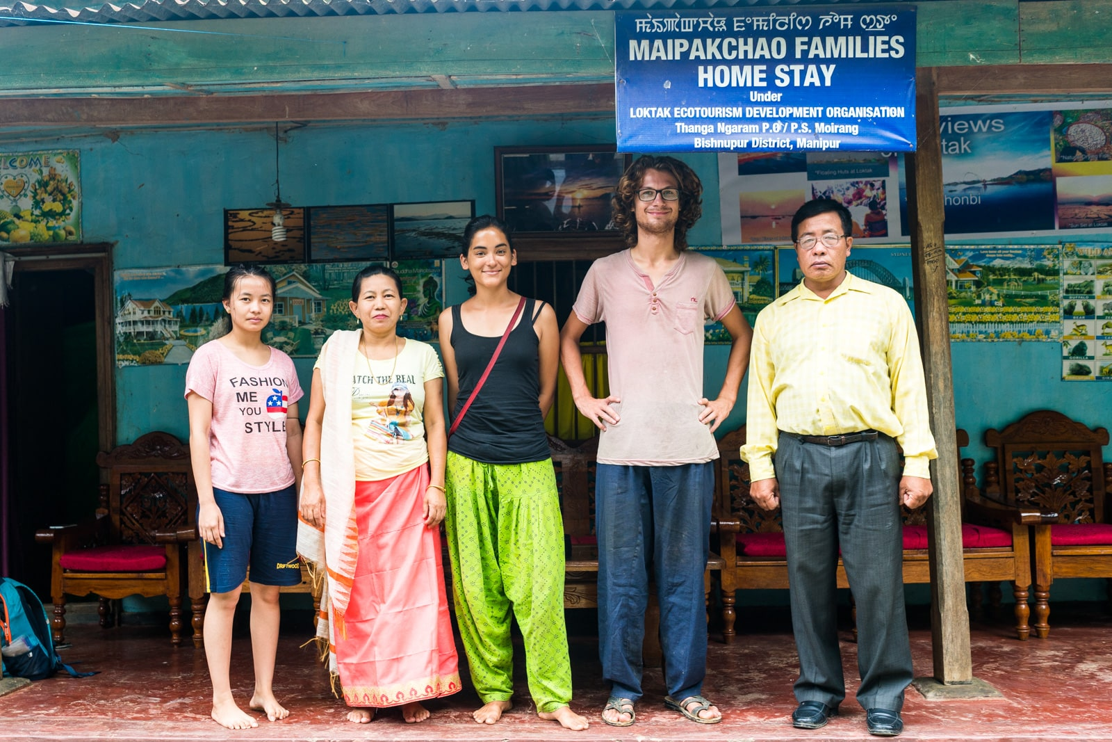 How to get from Imphal to Loktak Lake - Hanging out with the local Maipakchao Family Homestay - Lost With Purpose travel blog