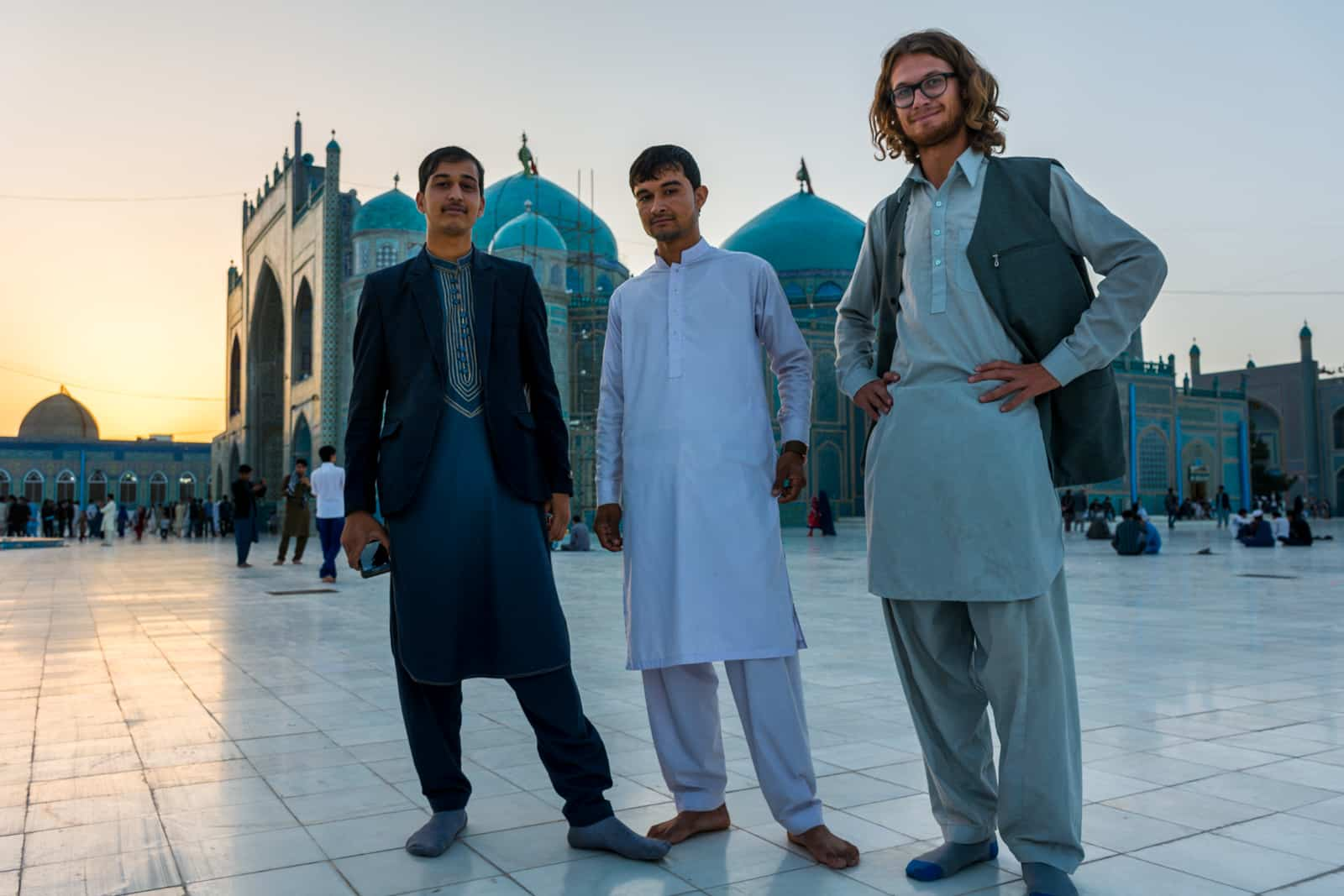 Photos of Mazar-i-Sharif, Afghanistan
