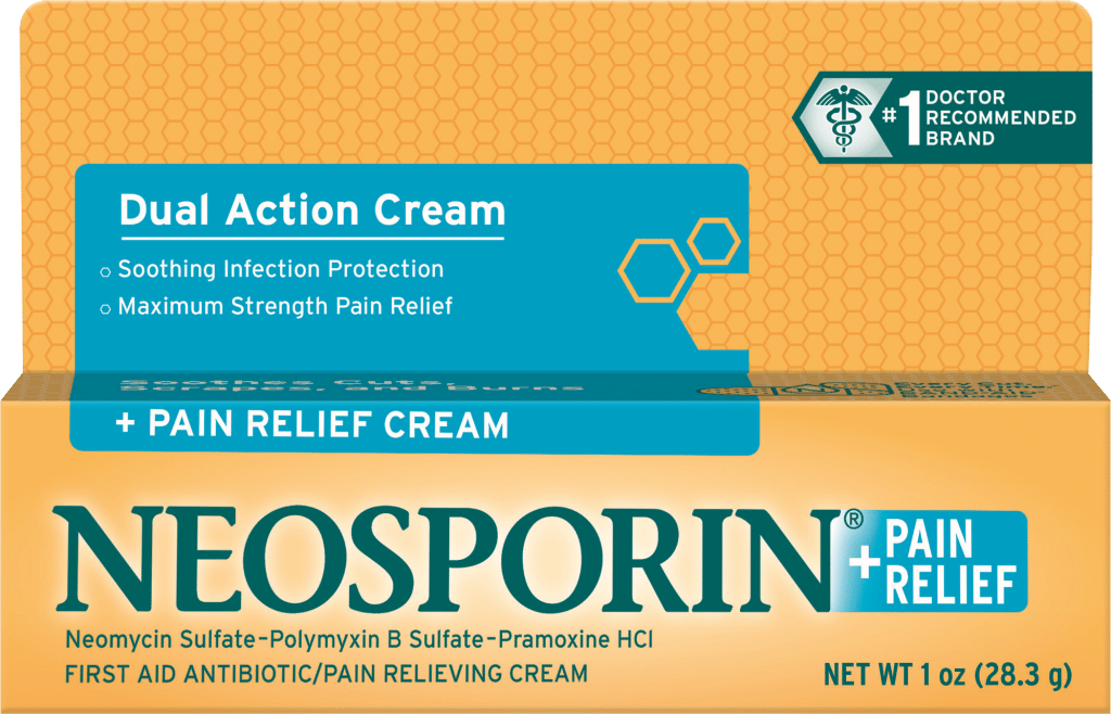 Things to pack for monsoon travel - Antibiotic cream