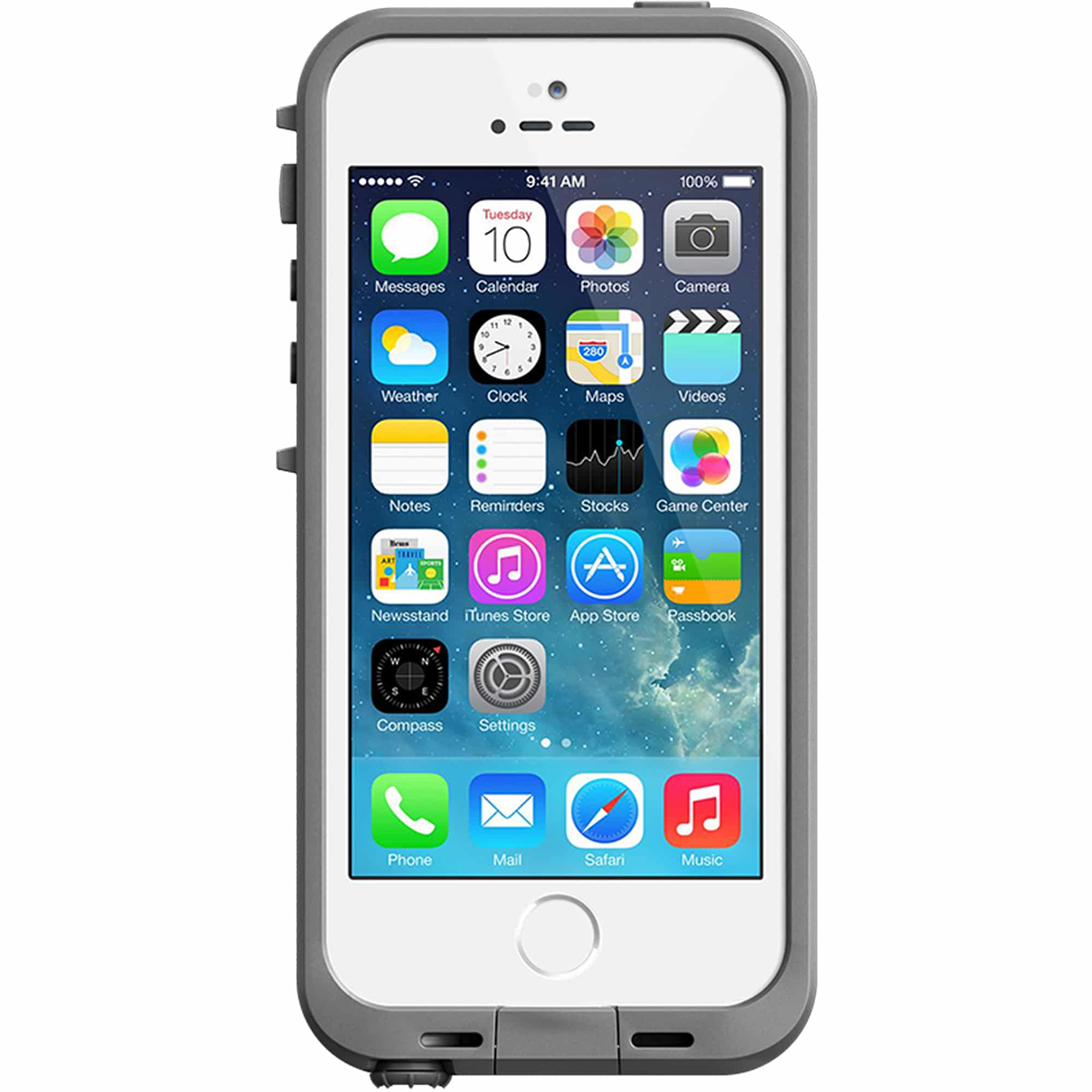 What to pack for monsoon travel - LifeProof waterproof phone case