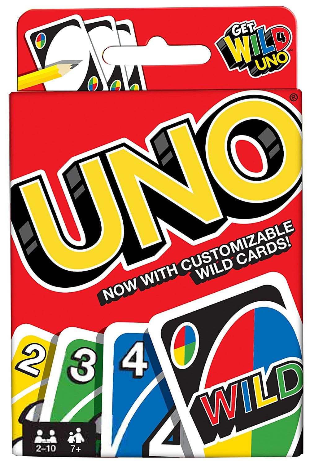 What to pack for monsoon travel - Uno cards