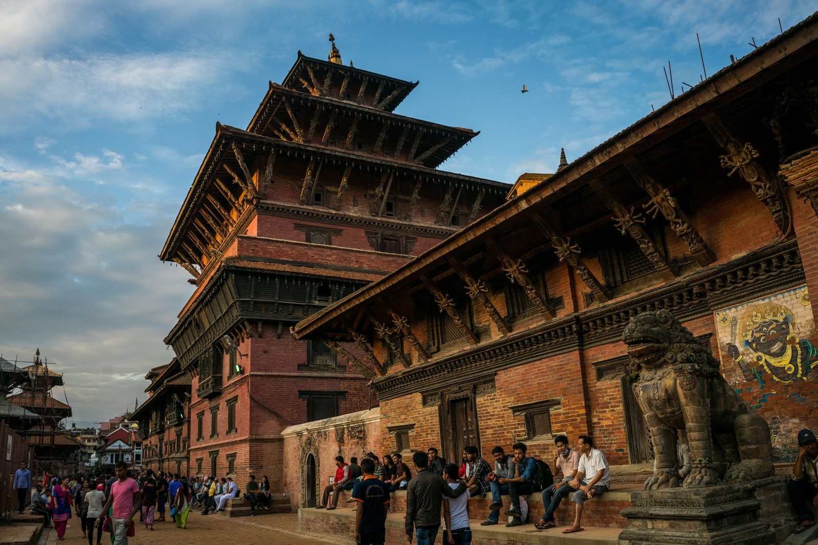 Best places for digital nomads to work in Patan, Nepal - Patan Durbar Square - Lost With Purpose travel blog