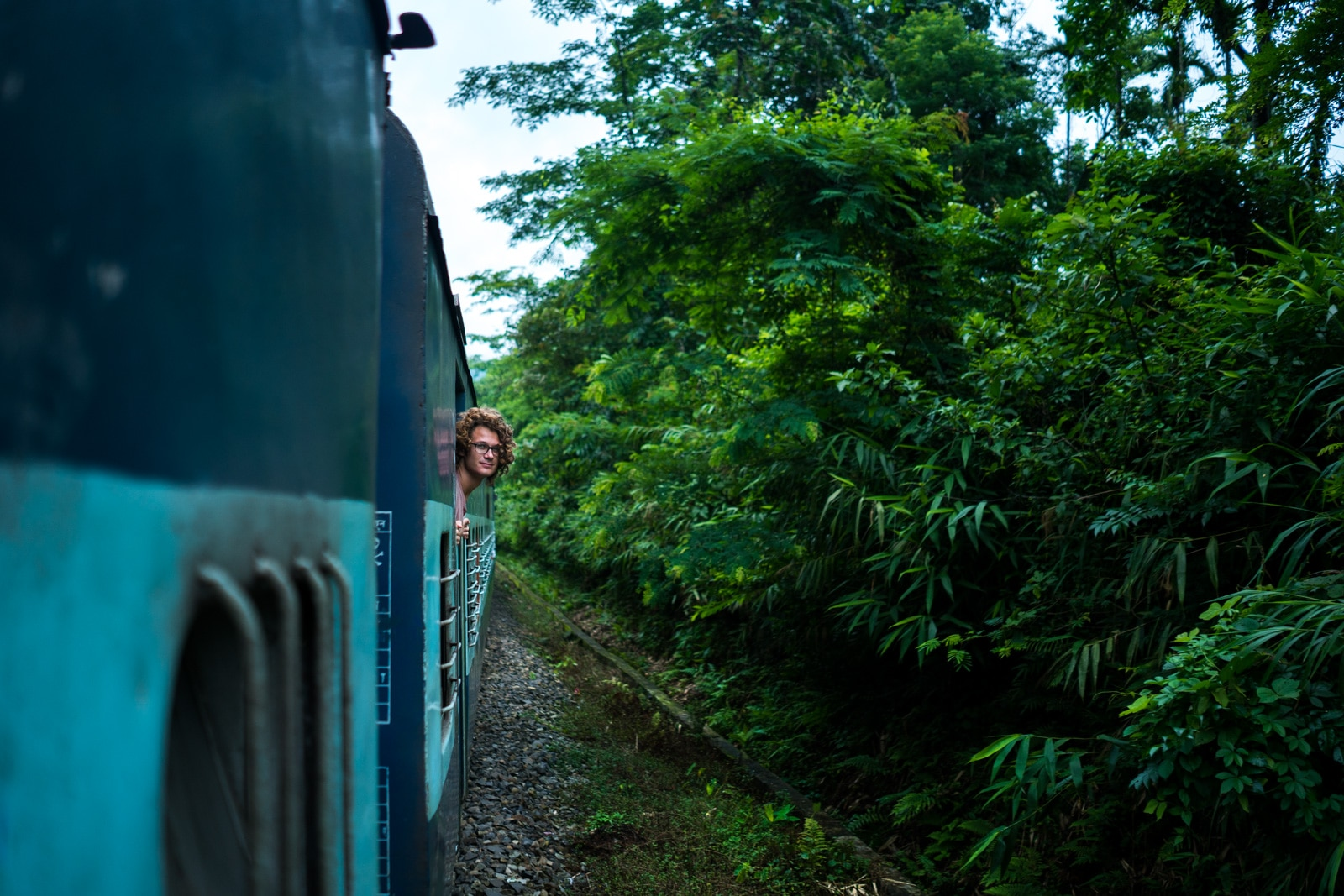 Why you need to travel to Northeast India - Train travel in Assam - Lost With Purpose travel blog