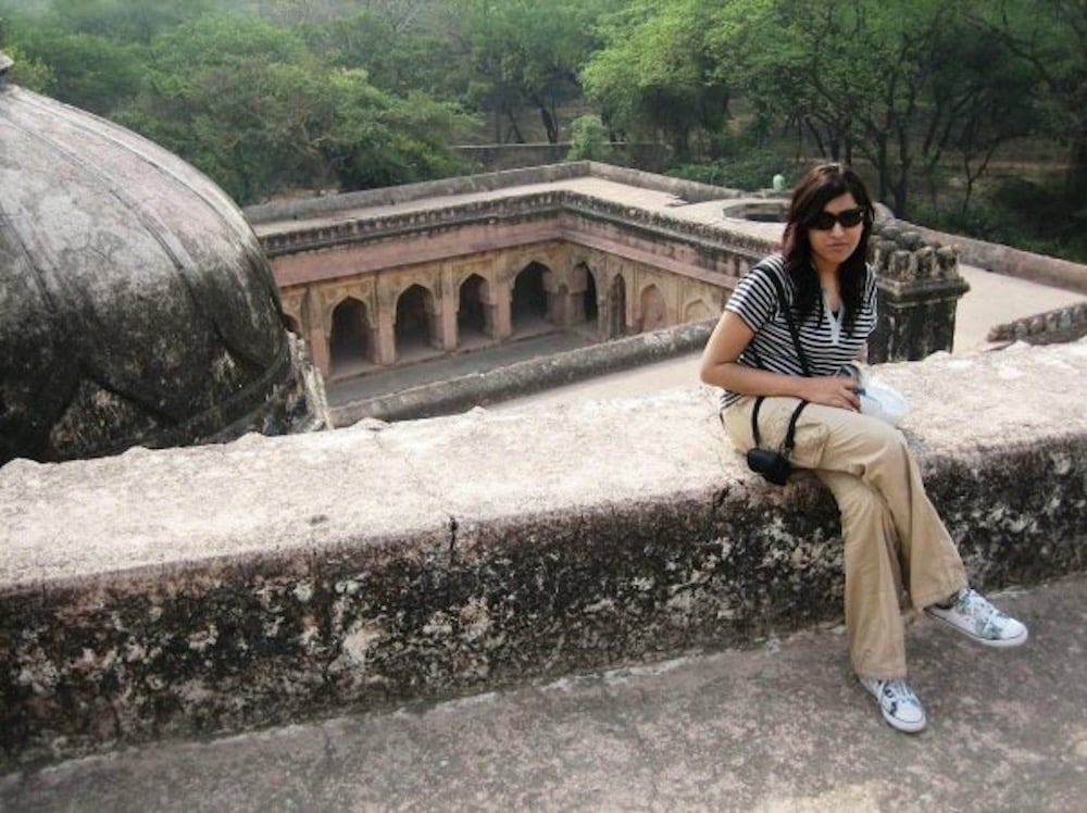 Interview with a female Pakistani travel blogger - Bee Travelista in India - Lost With Purpose travel blog