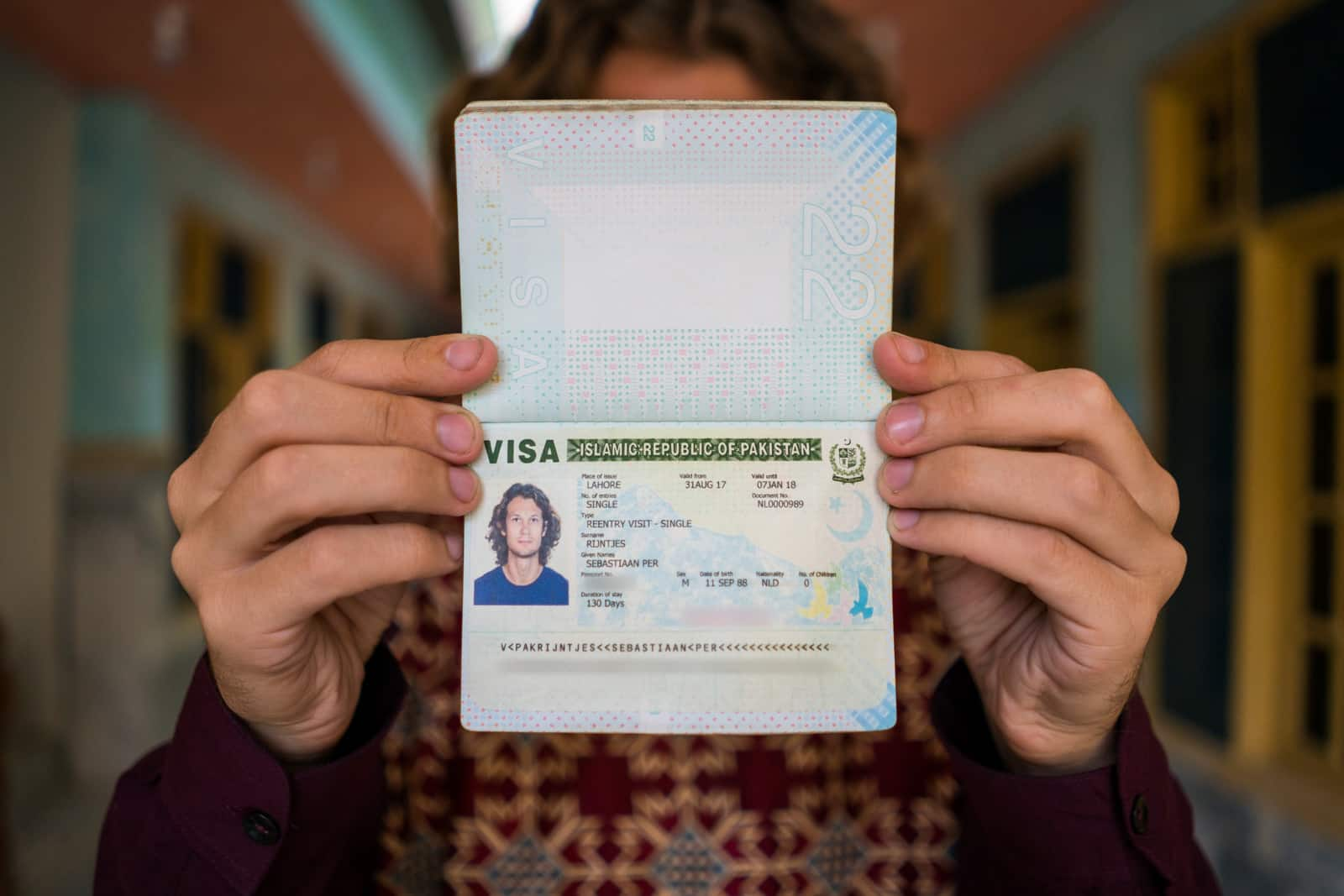 Pakistan Visa Extensions And Overstaying Your Visa Lost With Purpose