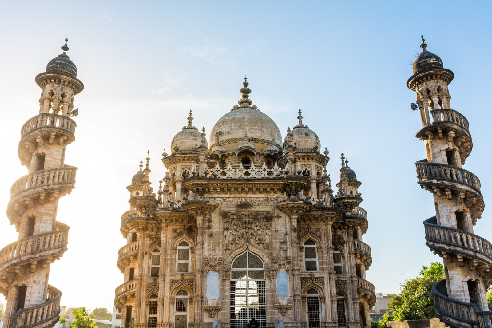 Reasons to love India - Mahabat Maqbara in Junagadh, Gujarat state, India - Lost With Purpose travel blog