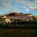 The cheapest way to visit Tibet - Monastery in Lhasa