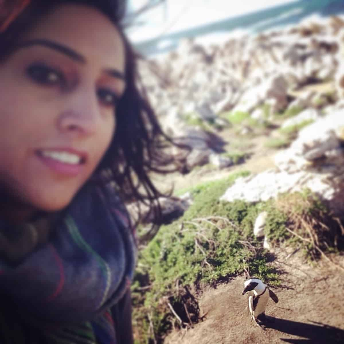Interview with a solo female Pakistani traveler - Bee Travelista in South Africa