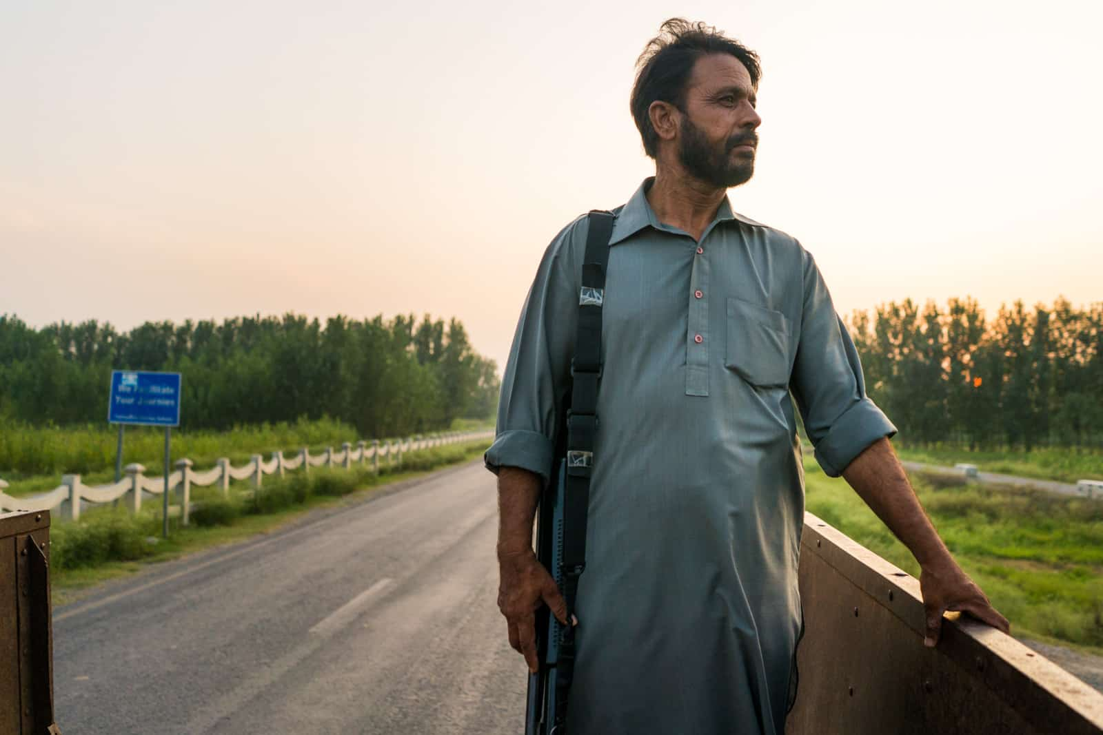 Who are the Pashtuns of Pakistan? - Pashtun with a shotgun - Lost With Purpose travel blog