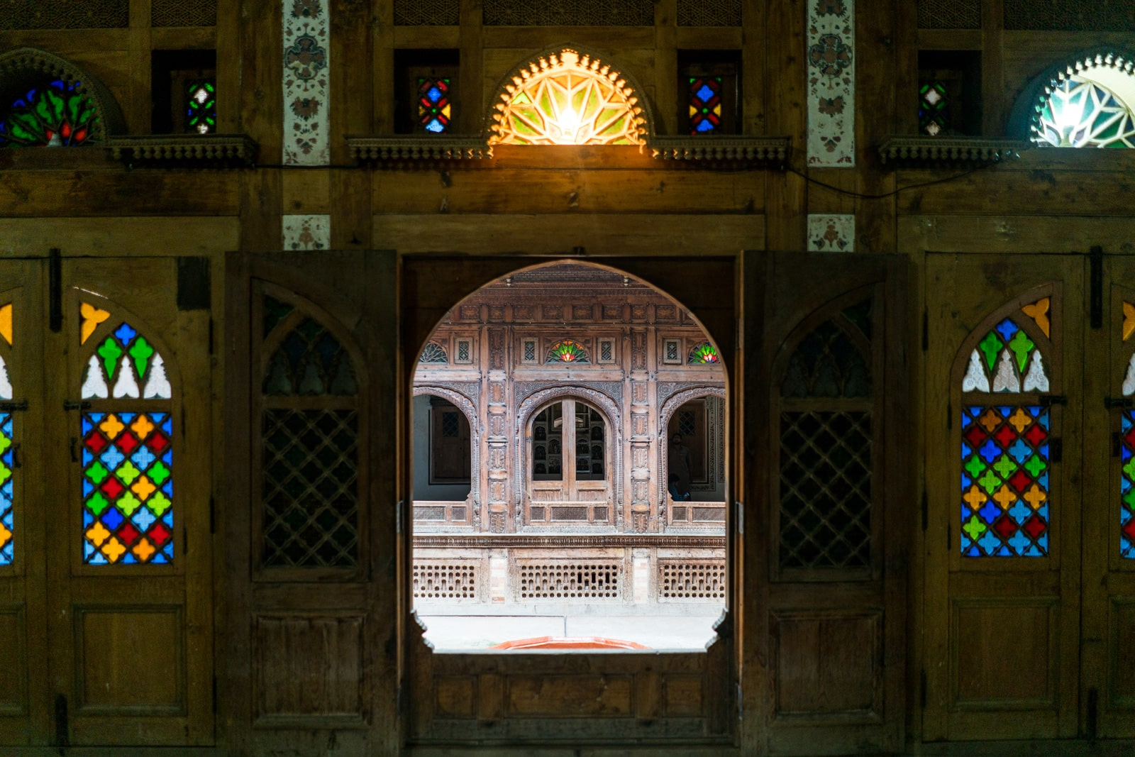 Who are the Pashtuns of Pakistan? - Sethi House haveli in Peshawar - Lost With Purpose travel blog