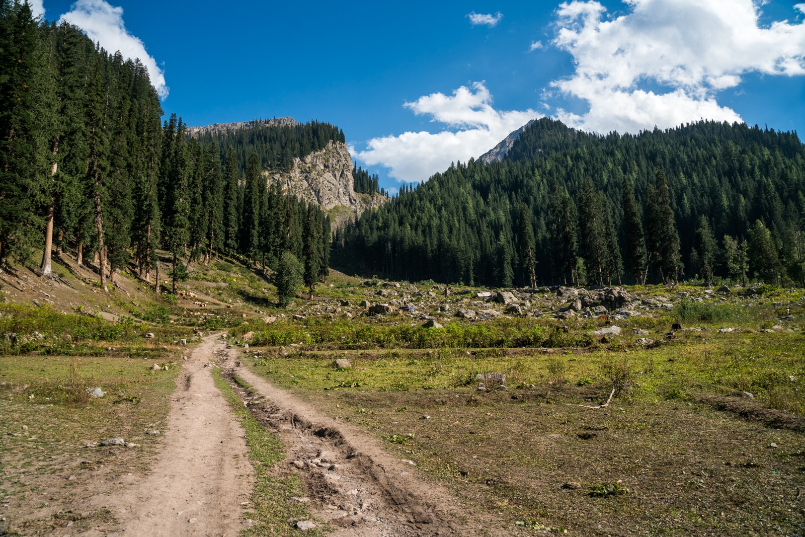 Day trekking to Kandol and Spinkhor lakes in Swat Valley - Ladu Valley - Lost With Purpose travel blog