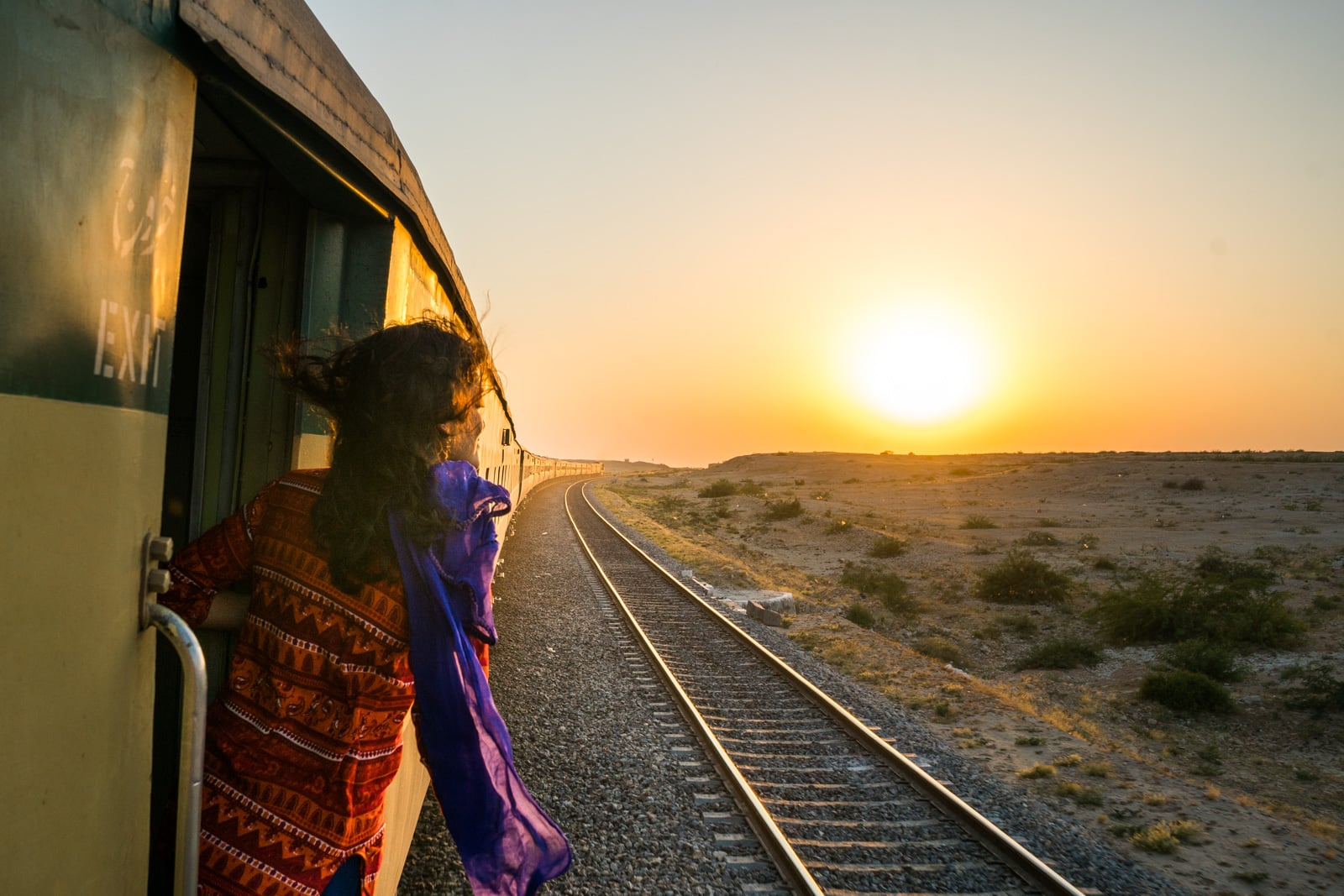 First timer's guide to train travel in Pakistan - Lost With Purpose travel blog