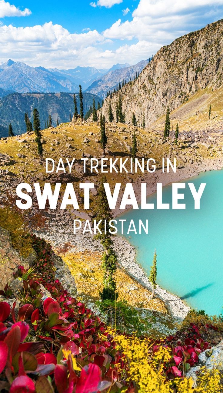 Want to go trekking in Swat Valley, Khyber Pakhtunkhwa province, Pakistan? This guide to day treks around Kalam has all the information you need, from information on trekking routes, to contact information for guides and drivers and tips on where to stay for any budget. Read on for more information on visiting Kalam and trekking in the region.