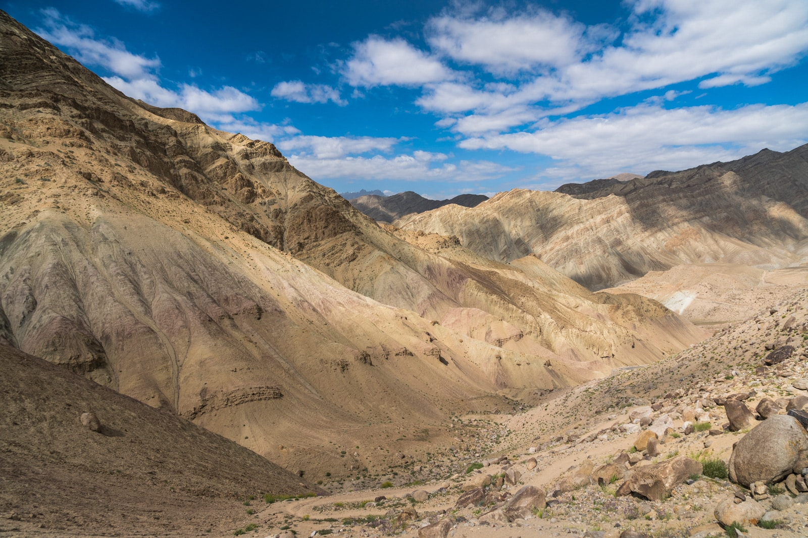 Short 3-day itinerary and guide to the Sham Valley trek in Ladakh, India - Starting area of the Sham Valley Baby trek - Lost With Purpose travel blog