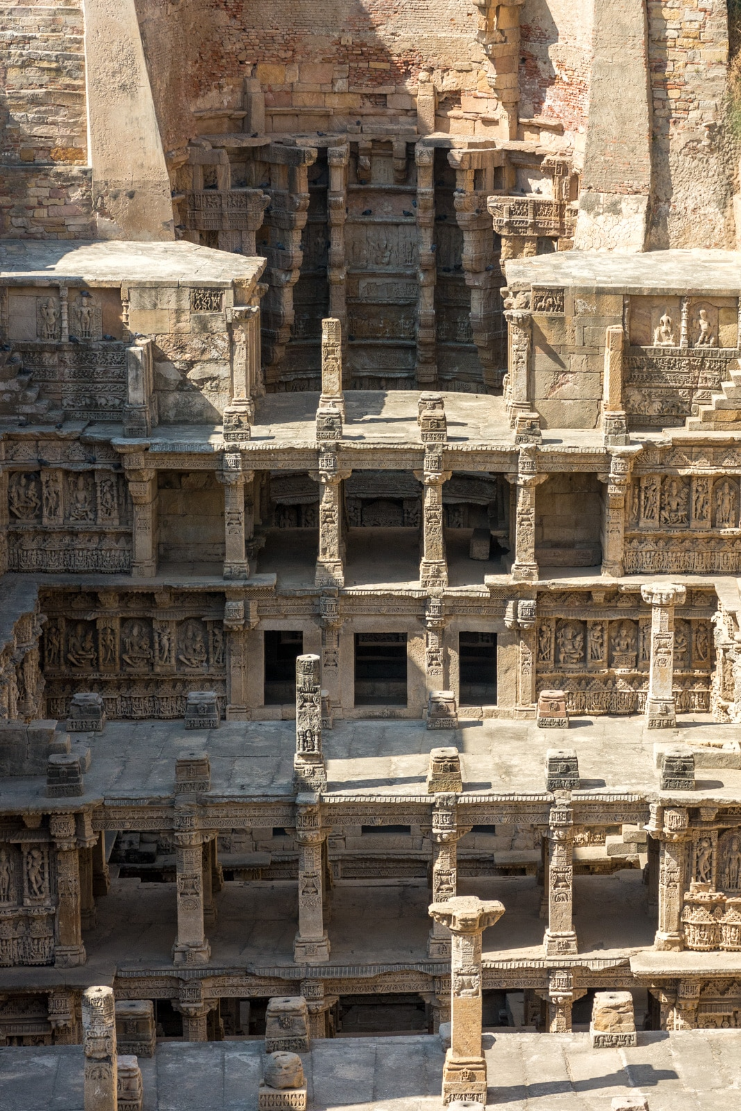 Rani Ki Vav stepwell in Gujarat state, Western India, is a beautiful UNESCO Heritage site and must-see off the beaten track destination in India.