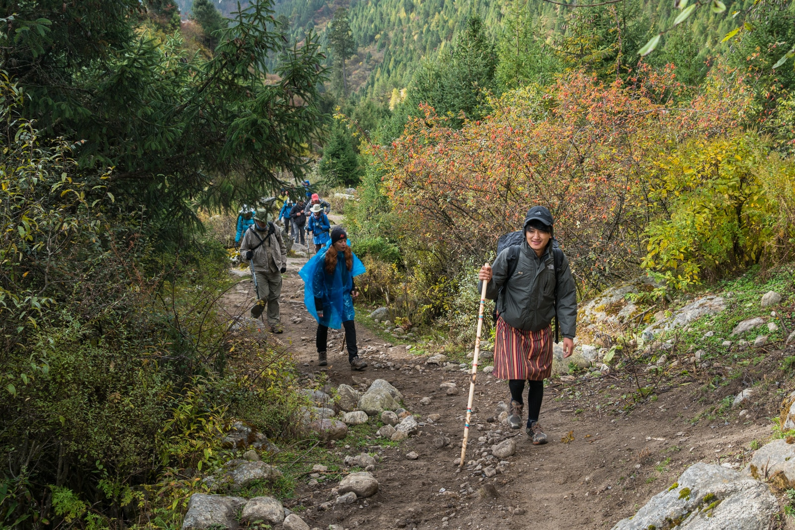 Our experience having a tour guide in Bhutan - Karma trekking in the Himalayas - Lost With Purpose travel blog