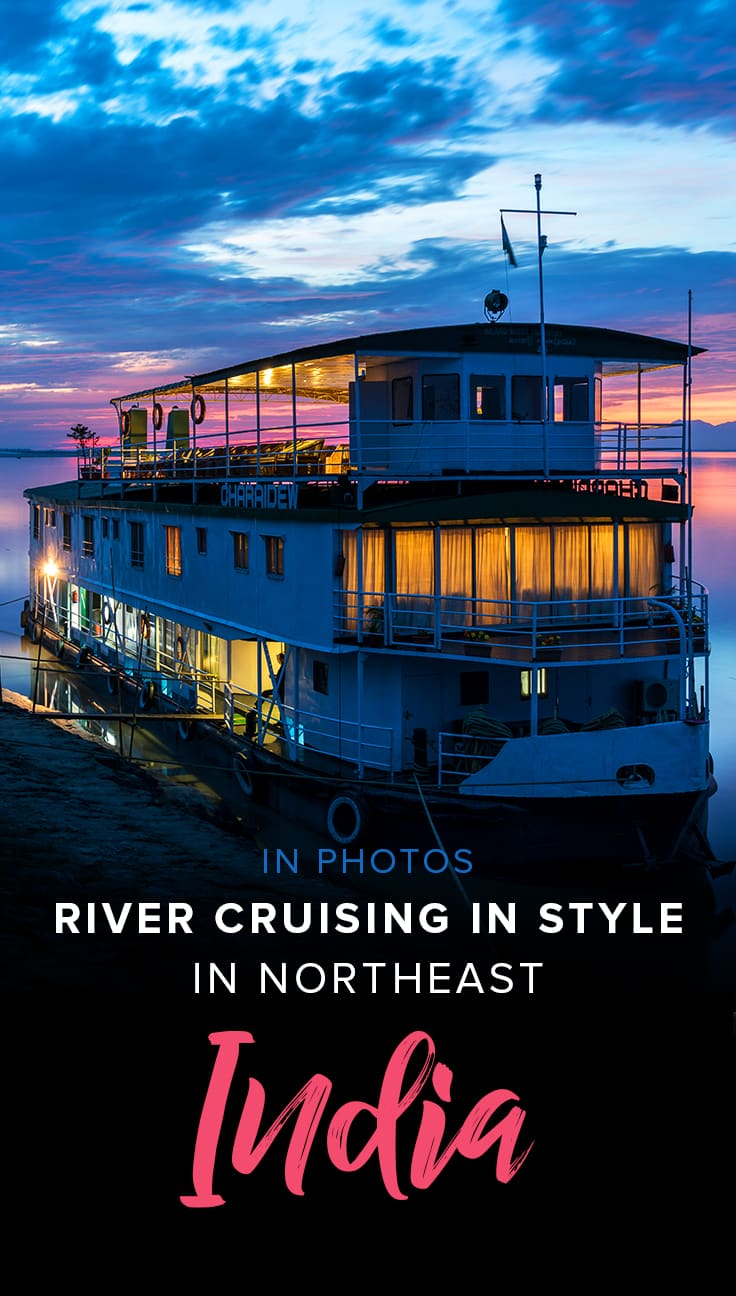 Want to explore northeast India without sacrificing your comfort? A river cruise through Assam is the perfect way to get in some off the beaten track sightseeing... in style! Read on for inspirational photos and stories of Assam Bengal Navigation's luxury Brahmaputra river cruise, plus advice on whether or not this river cruise is right for you.